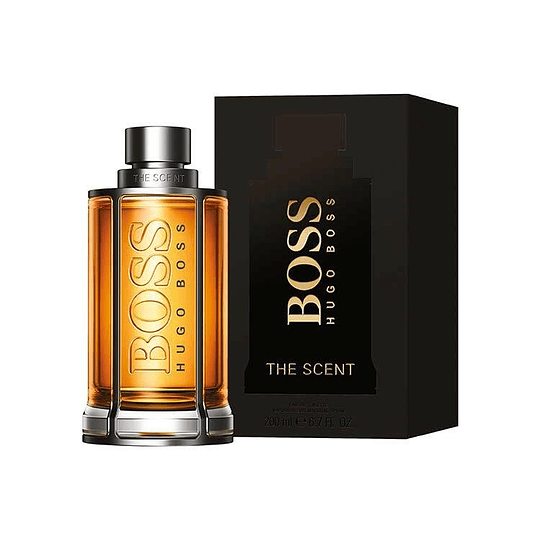 Hugo Boss Scent 200Ml Hombre  Edt
