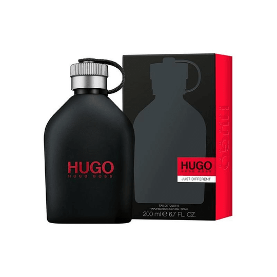Just Different Hugo Boss 200Ml Hombre  Edt
