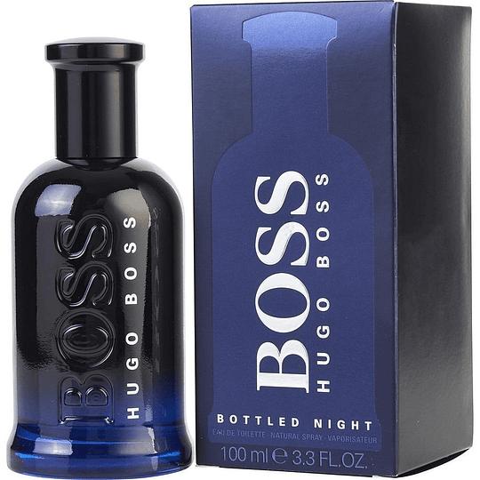 Bottle Night Hugo Boss 100Ml Hombre  Edt