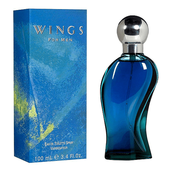 Wings Giorgio Beverly Hills 100Ml Hombre  Edt