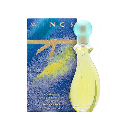 Wings Giorgio Beverly Hills 90Ml Mujer  Edt