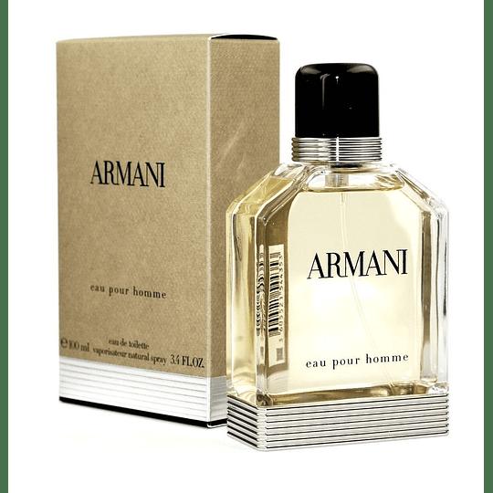 Armani Pour Homme Edt 100Ml Hombre