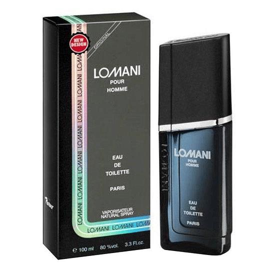 Lomani Pour Homme Lomani 100Ml Hombre  Edt