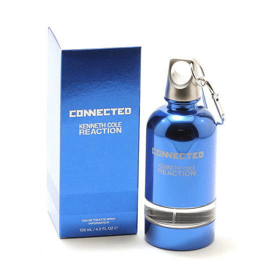 Keneth Cole Reaction Connected Edt 125Ml Hombre
