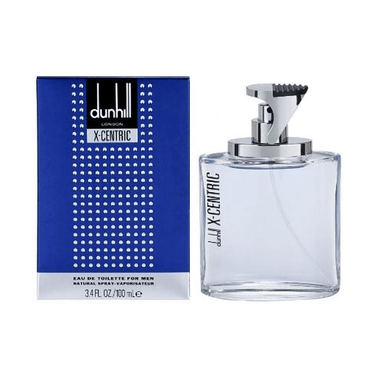 X-Centric Dunhill 100Ml Hombre  Edt