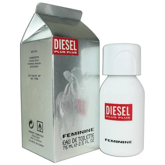 Diesel Plus Plus 75Ml Mujer