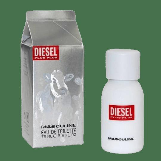 Diesel Plus Plus 75Ml Hombre