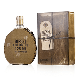 Fuel For Life Diesel 125Ml Hombre  Edt