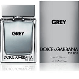 The One Grey Intense Dolce Y Gabbana 100Ml Hombre  Edt