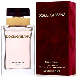D&G Pour Femme Edp 100 Ml Mujer