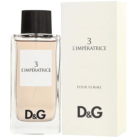 Limperatrice Nro3 Dolce Y Gabbana 100Ml Mujer  Edt