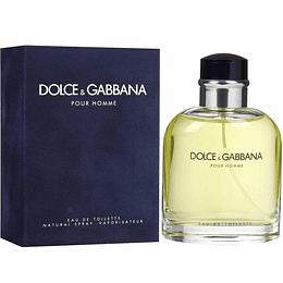 Dolce Gabbana Pour Homme 200Ml Edt Hombre