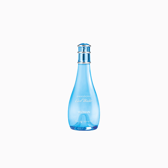 Cool Water Davidoff Tester 100Ml Mujer  Edt