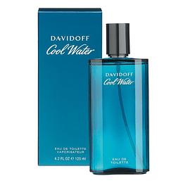 Davidoff Cool Water 125Ml Hombre