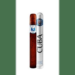 Cuba Blue Cuba 35Ml Hombre  Edt