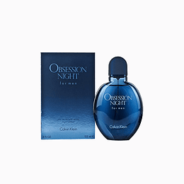 Ck Obsession Night 125Ml Hombre