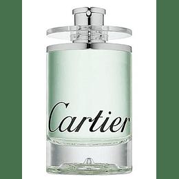 Eau De Cartier Concentre Tester/Probador Edt 100Ml Unisex