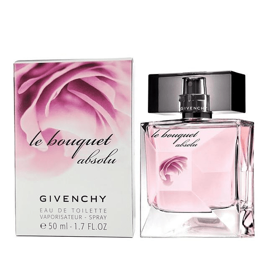 Le Bouquete Absolu Edt  50Ml Mujer (Nuevo)
