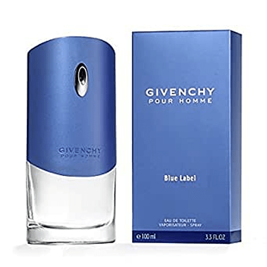 Givenchy Blue Label 100Ml Hombre