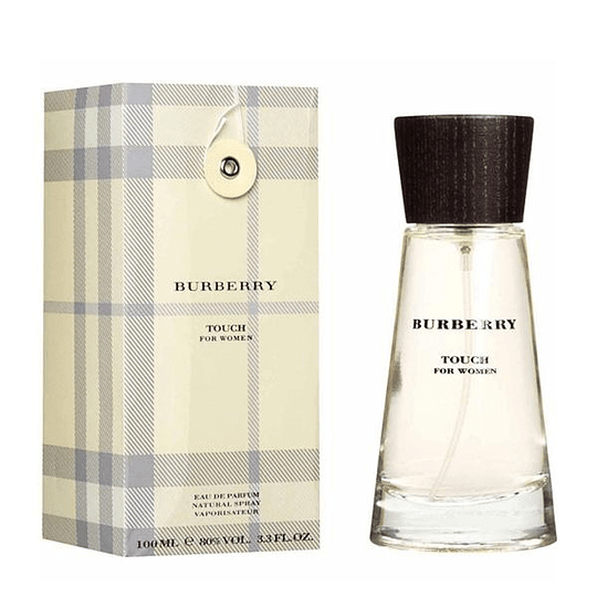 Touch Burberry 100Ml Mujer  Edp