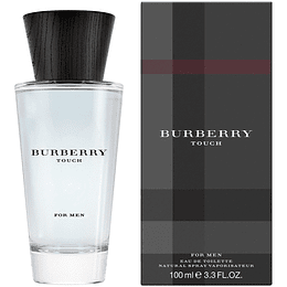 Touch Burberry 100Ml Hombre  Edt
