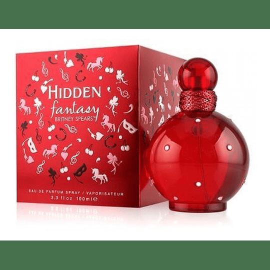 Hidden Fantasy Britney Spears 100Ml Mujer  Edp