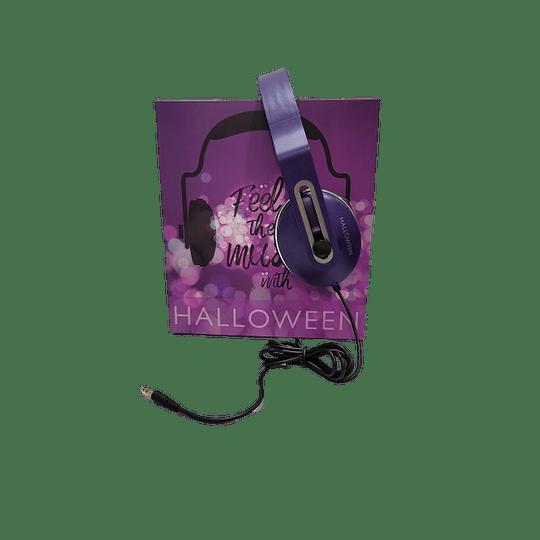 Audifonos Halloween Alambrico