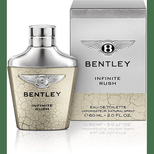 Infinity Rush Bentley 100Ml Hombre  Edt