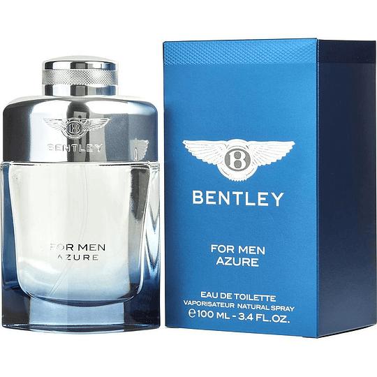 Azure Bentley 100Ml Hombre  Edt