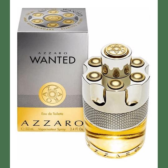 Azzaro Wanted 100Ml Hombre
