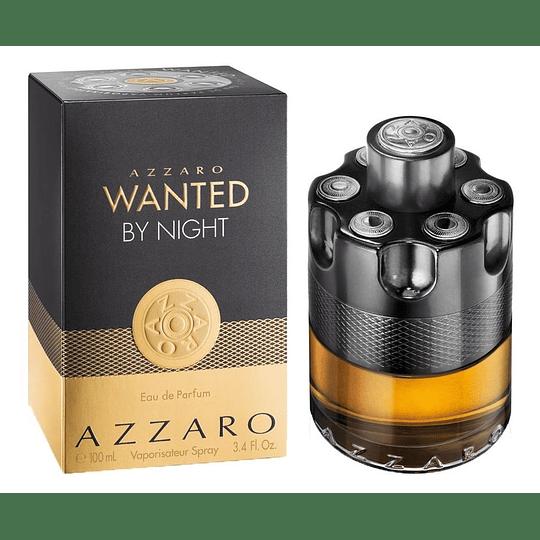 Wanted Night Azzaro 100Ml Hombre  Edp