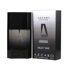 Azzaro Night Time 100Ml Hombre