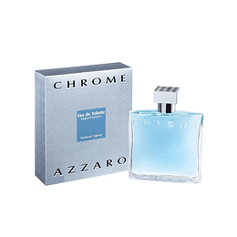 Azzaro Chrome 100Ml Hombre