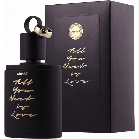 Armaf All You Need Is Love 100Ml Hombre  Edt