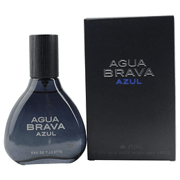 Agua Brava Azul Edt 100Ml Hombre