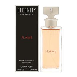 Eternity Flame Calvin Klein 100Ml Mujer  Edp (Nuevo)