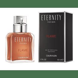 Eternity Flame Calvin Klein 100Ml Hombre  Edt (Nuevo)