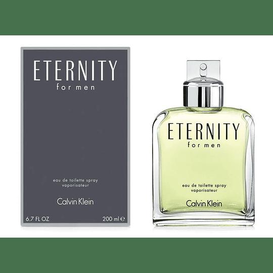 Ck Eternity For Men Calvin Klein 200Ml Edt Hombre