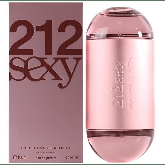 Carolina Herrera 212 Sexy Edp 100Ml Mujer