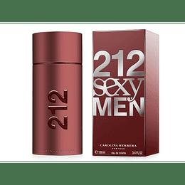212 Sexy Carolina Herrera 100Ml Hombre  Edt