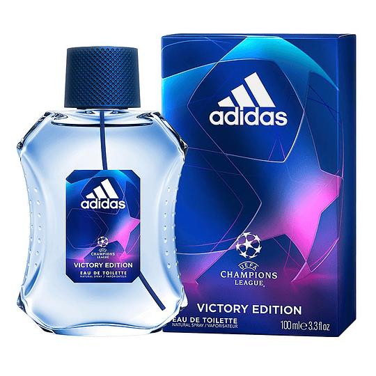 Adidas Uefa Champions 100Ml Hombre  Edt
