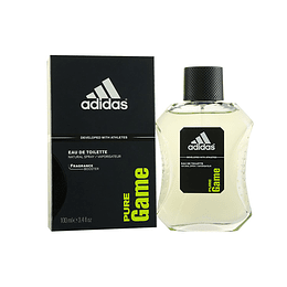Pure Game Adidas 100Ml Hombre  Edt