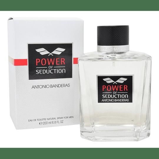 Power Of Seduction Antonio Banderas 200Ml Hombre  Edt