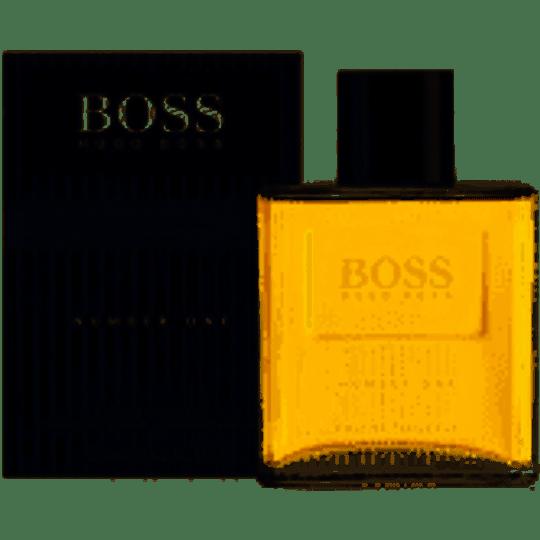 Boss #1 125Ml Hombre (sin celofán)