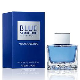 Antonio Banderas Blue Seduction 50Ml Hombre Edt