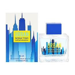 Blue Seduction Urban Antonio Banderas 100Ml Hombre Edt