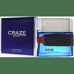 Craze Bleu Armaf 100Ml Hombre Edp
