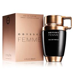 Odyssey Femme Armaf 80Ml Mujer Edt