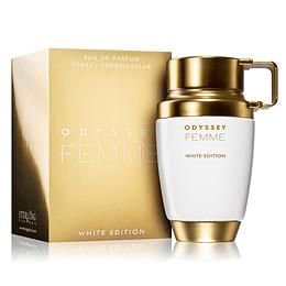Odyssey White Armaf 80Ml Mujer Edt