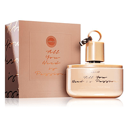 All U Need Passion Armaf 100Ml Mujer Edt